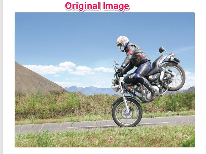 Bike Image - No GreyScale