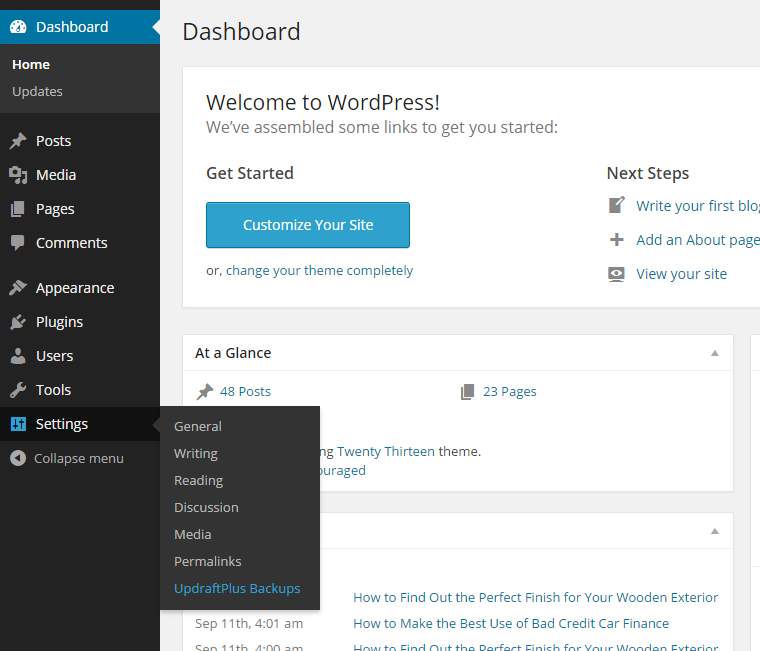 Comprehensive Review of  UpDraftPlus Plugin for WordPress