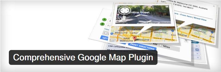 Comprehensive Google Map Plugin